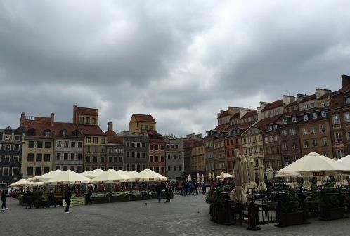 Oldtown Warsaw