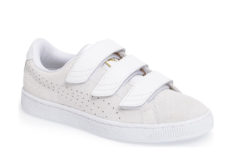 PUMA Basket ExoticSkin Sneaker