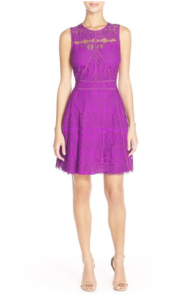 Nordstrom Graduation Dress 1